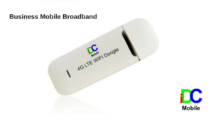 iDC 4G WiFi Dongle