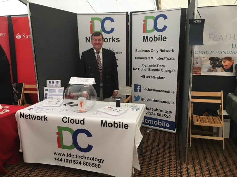 idc exhibition stand
