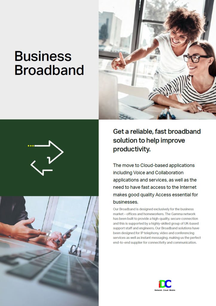 business-broadband-datasheet