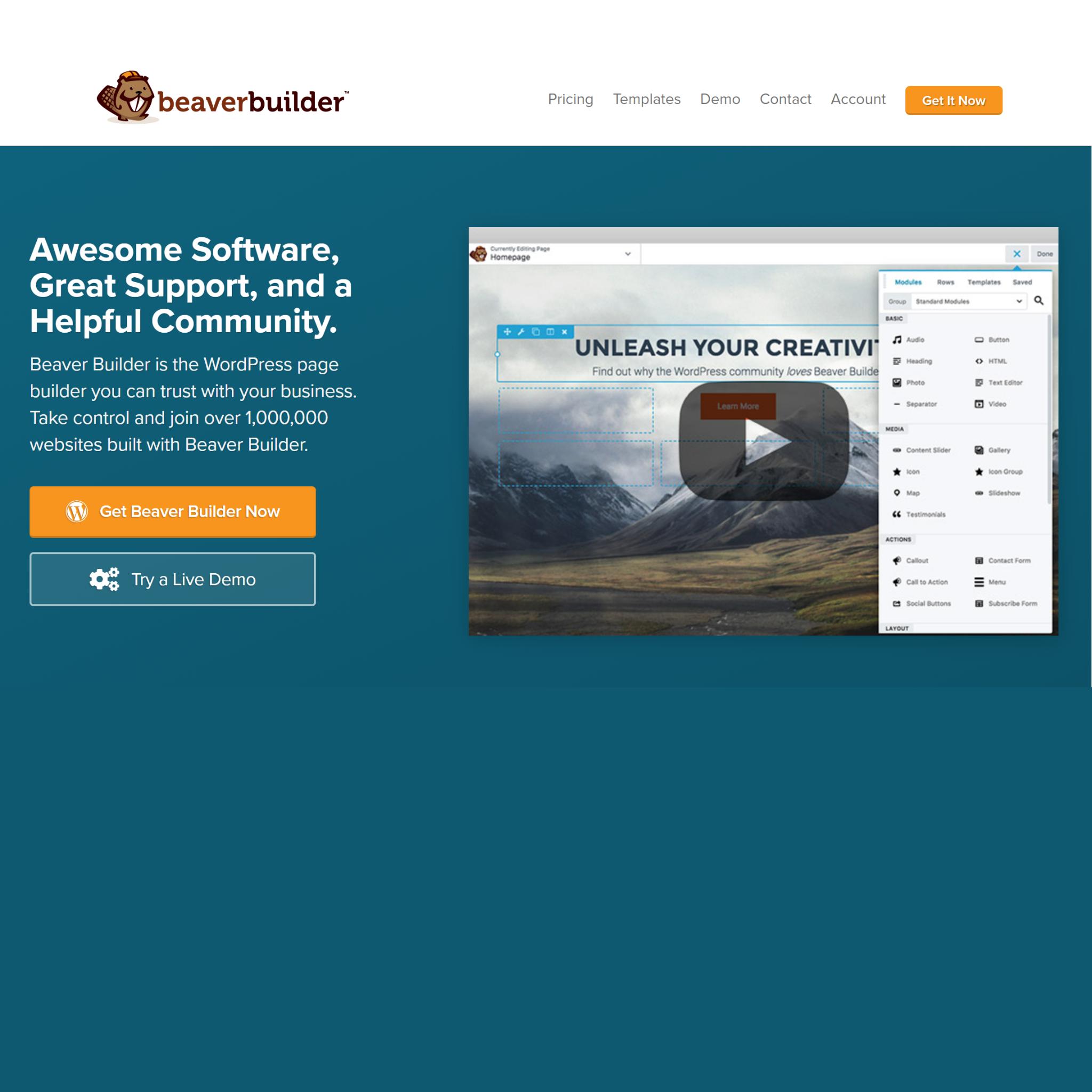 beaverbuilder-page